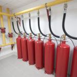 Преимущества эксплуатации систем газового пожаротушения